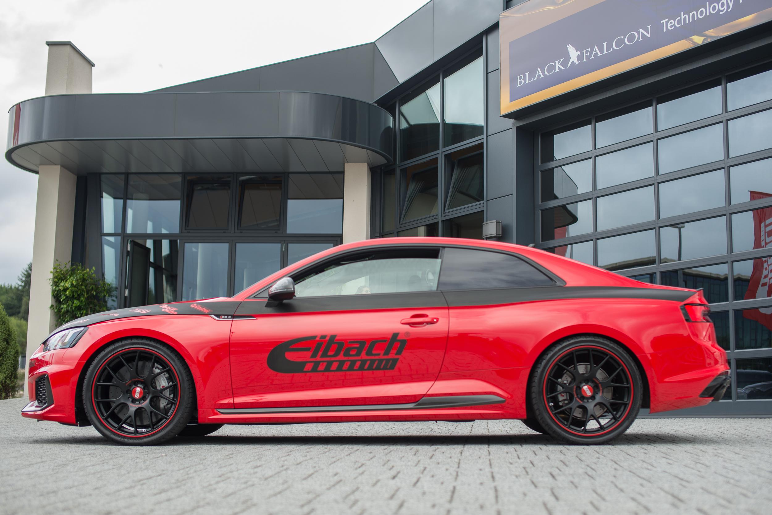 Audi RS5 Coupé 2017 Felgen & Mehr: Tuning á la Eibach ...