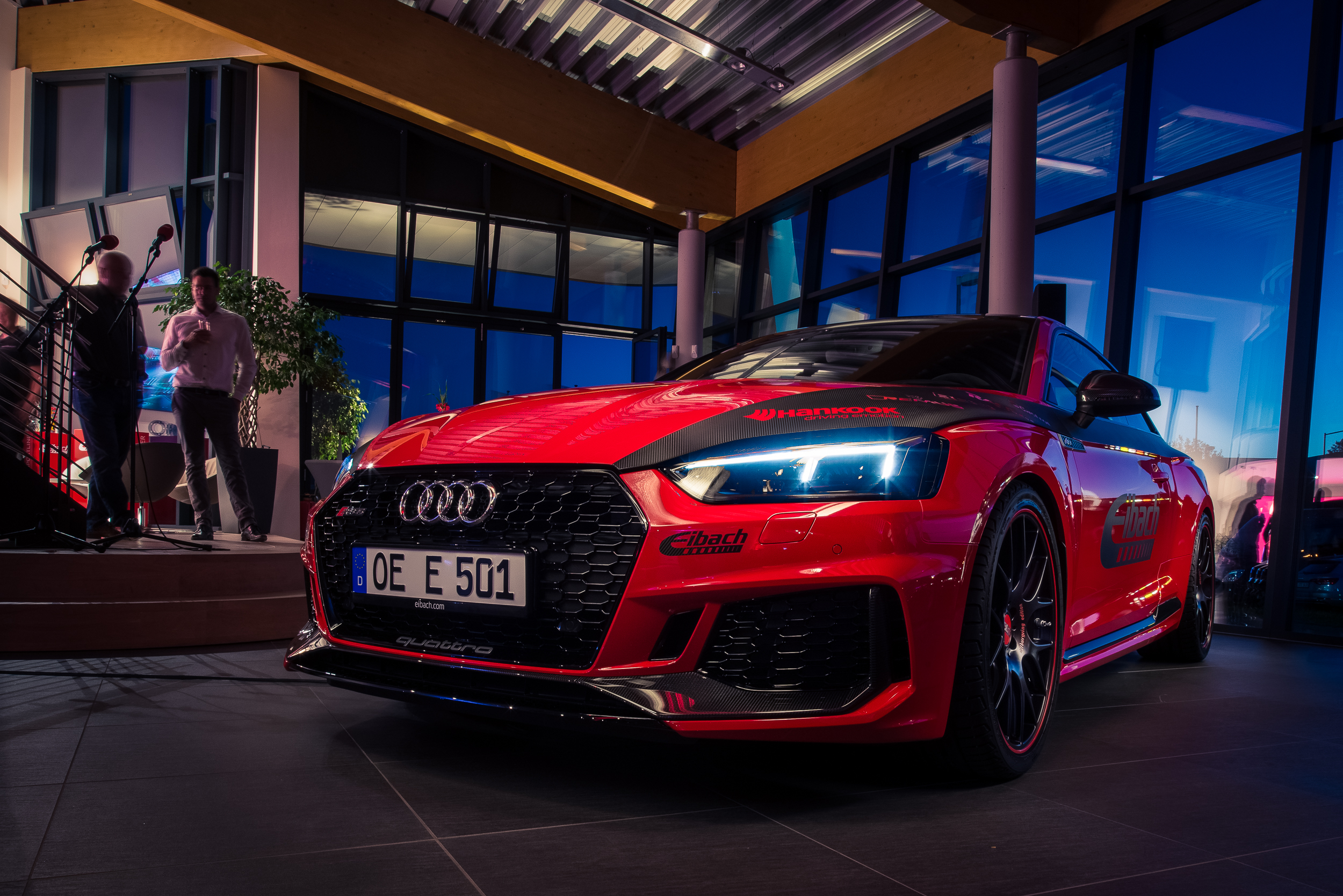 Audi Rs5 Coup 233 2017 Felgen Amp Mehr Tuning 225 La Eibach