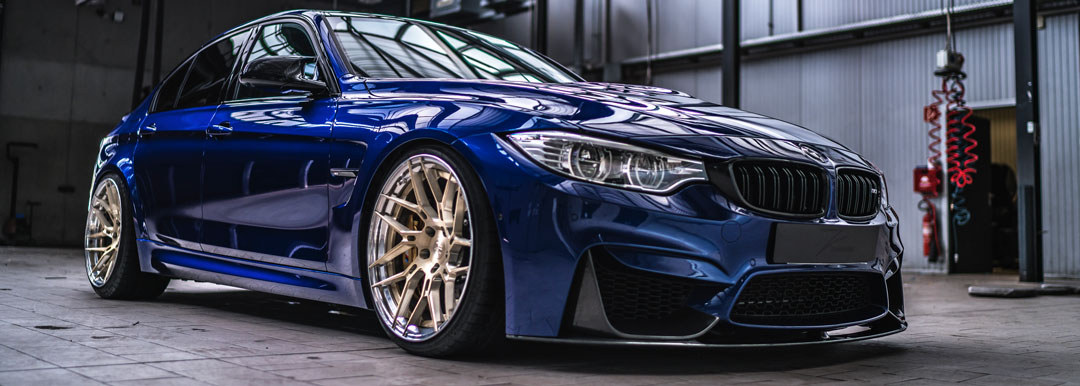 Z-Performance ZP.FORGED 5 Super Deep Concave Felgen in Royal Gold auf BMW (2)