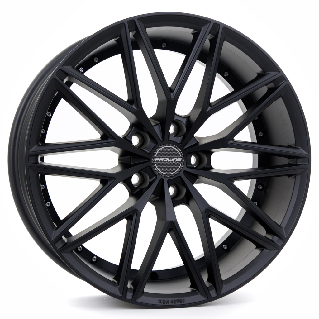 PROLINE WHEELS PXE BLACK MATT Felgen 2